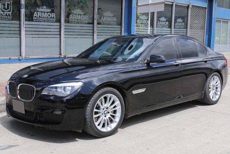Tu Blindado BMW 730i 2013
